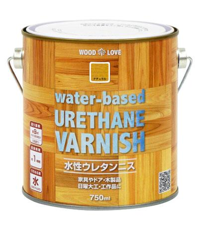 水性ウレタンニス water-based URETHANE VARNISH