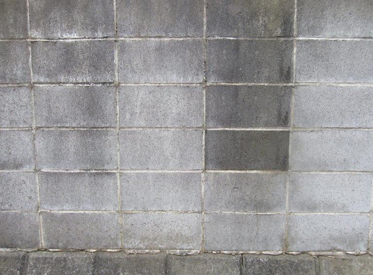 コンクリート、モルタルの汚れを落とす方法